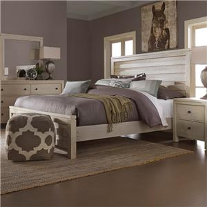 Vaughan Bassett Kismet King Bedroom Group
