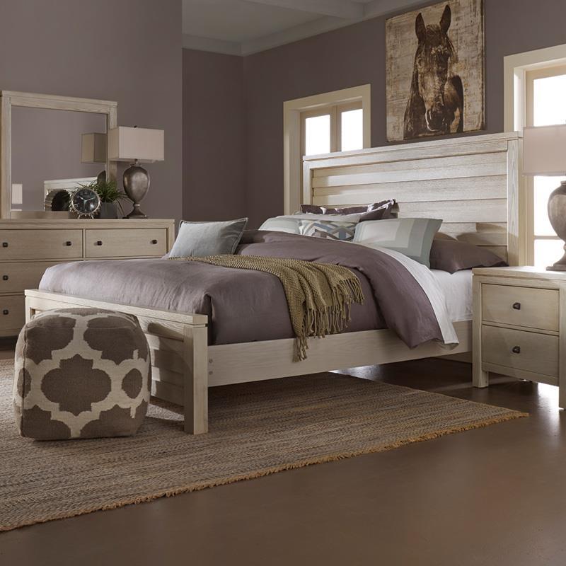 Vaughan Bassett Kismet Queen Bedroom Group - Item Number: 412 Q Bedroom Group 1