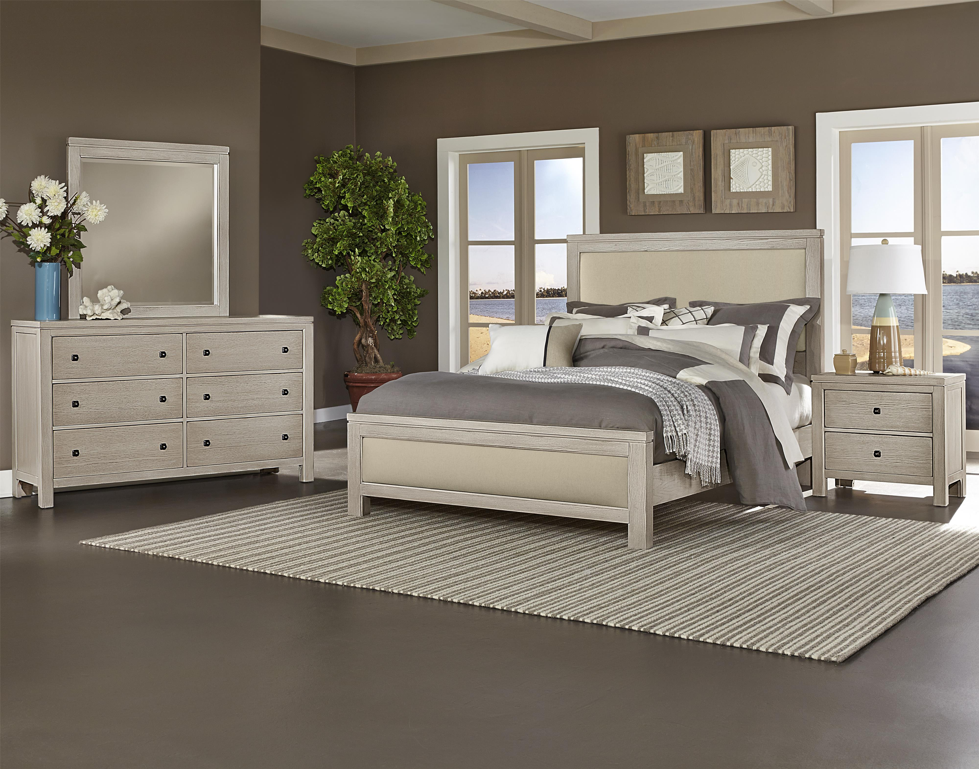 Vaughan Bassett Kismet King Bedroom Group - Item Number: 412 K Bedroom Group 2