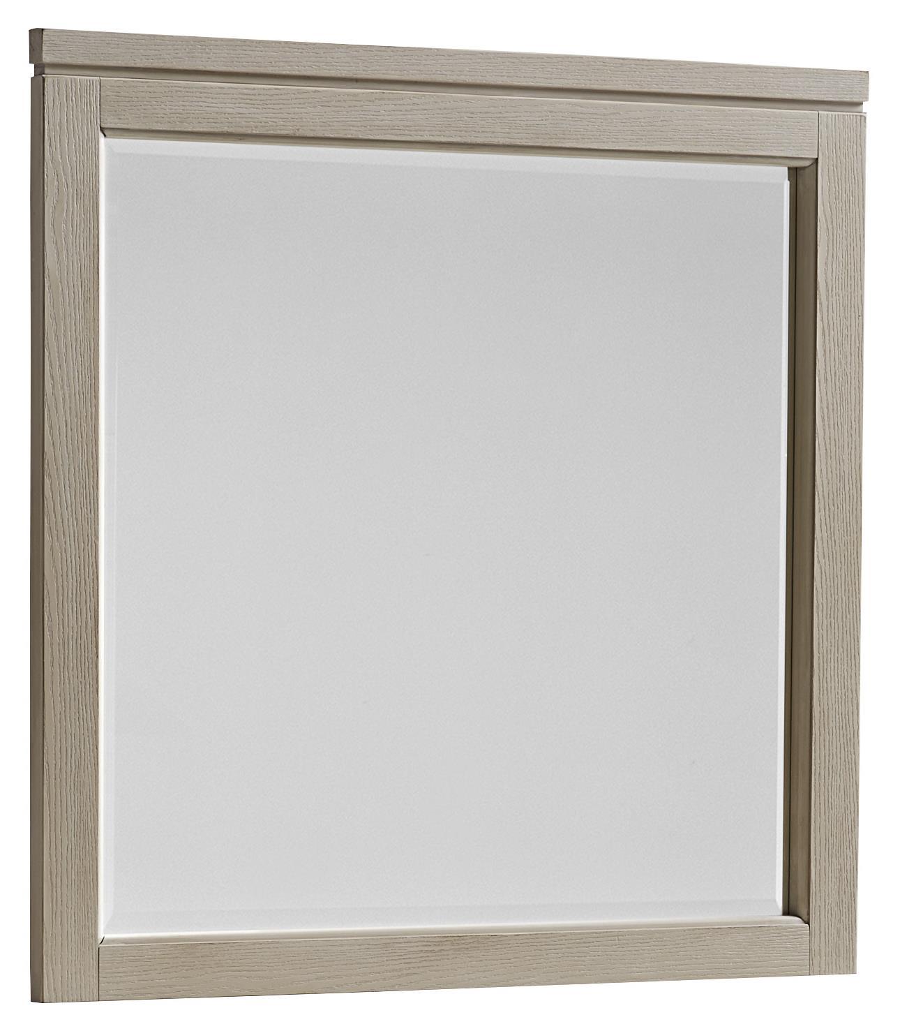 Vaughan Bassett Kismet Landscape Mirror - Item Number: 412-446