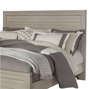 Vaughan Bassett Kismet King Planked Panel Headboard