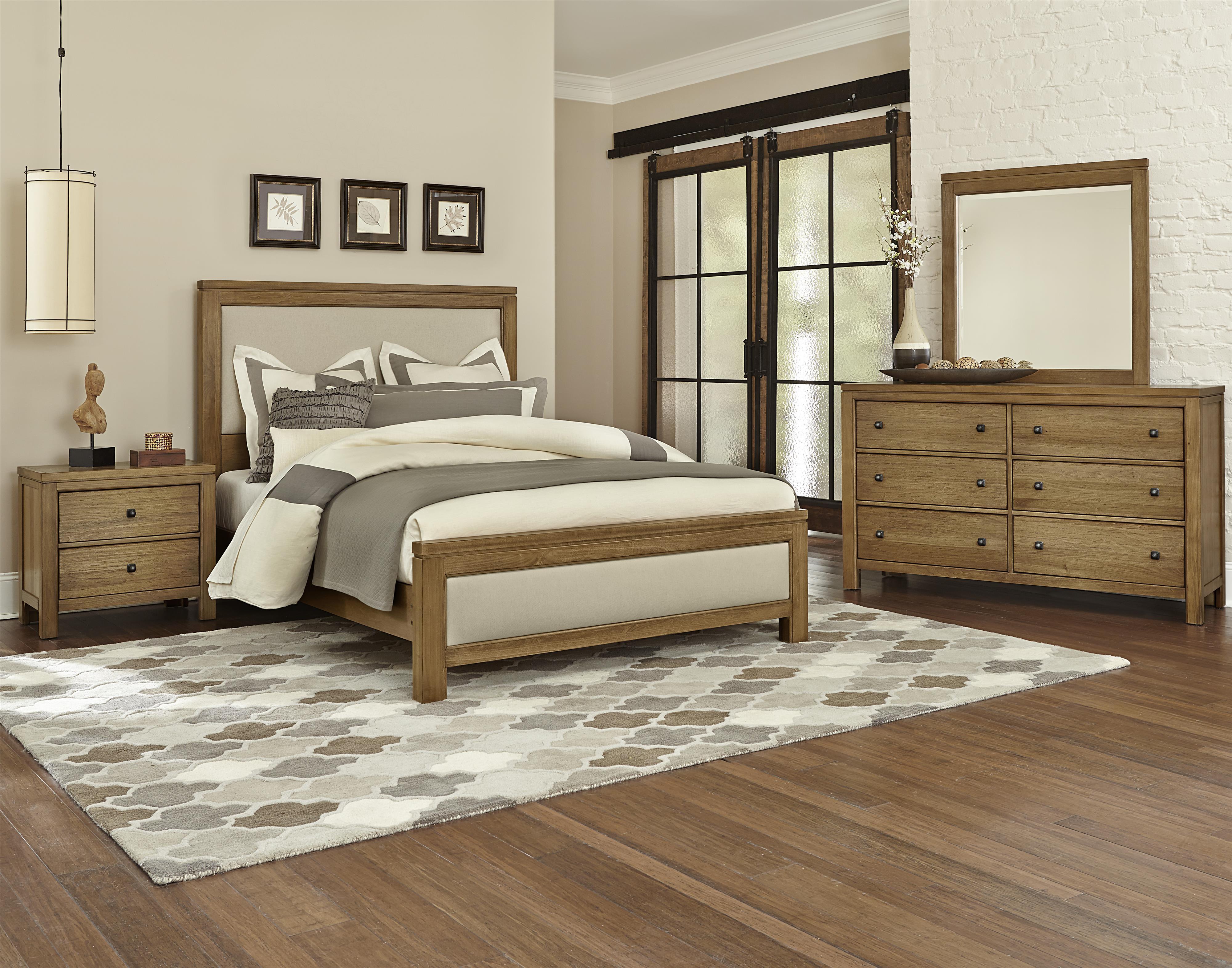 Vaughan Bassett Kismet King Bedroom Group - Item Number: 414 K Bedroom Group 2