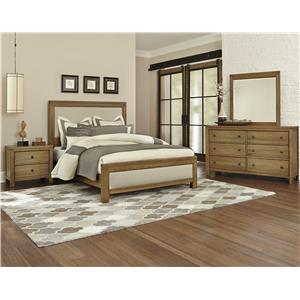 Vaughan Bassett Kismet Queen Bedroom Group