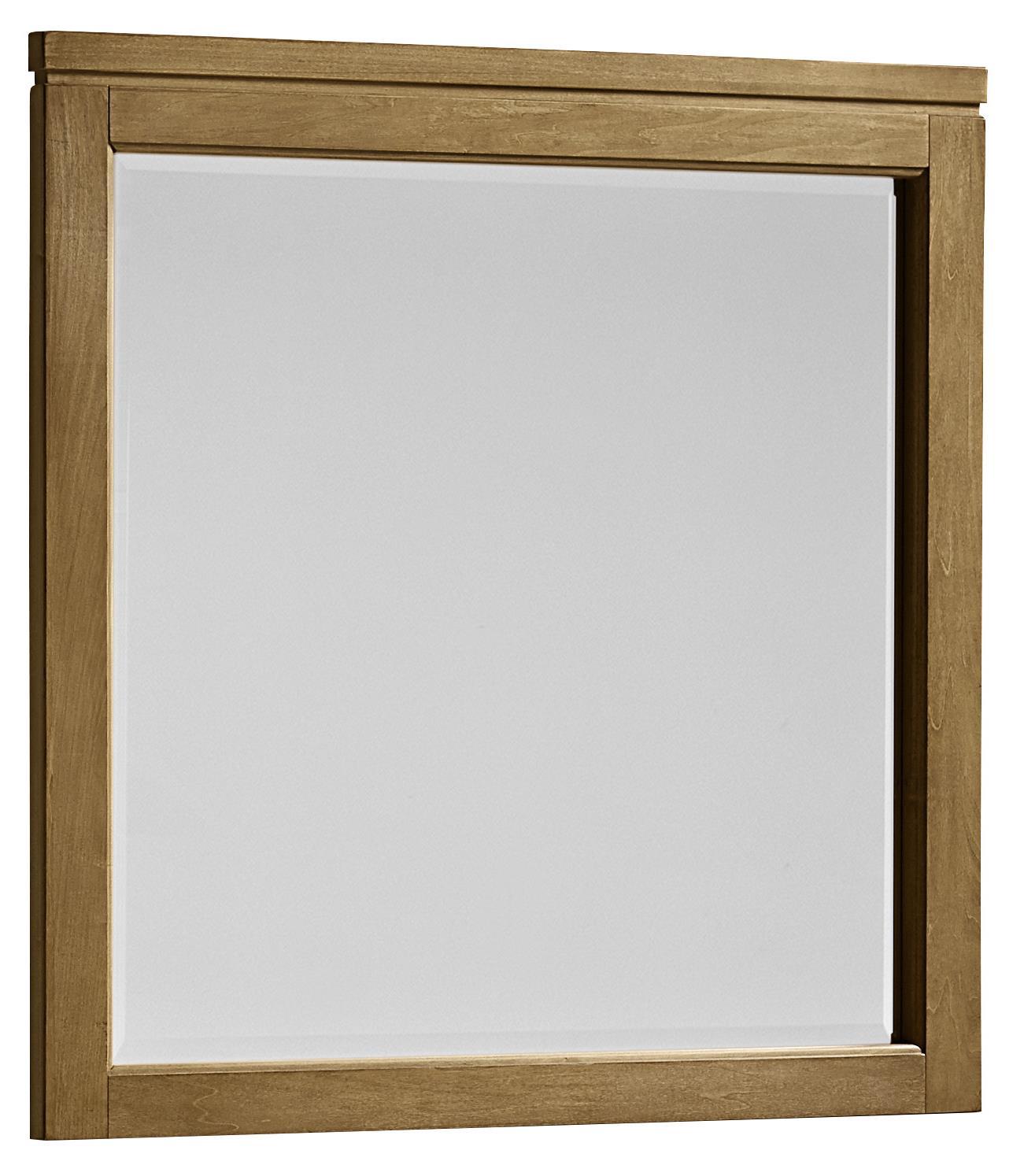 Vaughan Bassett Kismet Landscape Mirror - Item Number: 414-446