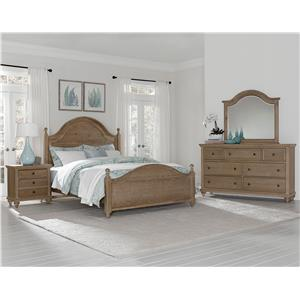 Vaughan Bassett Nantucket Queen Bedroom Group