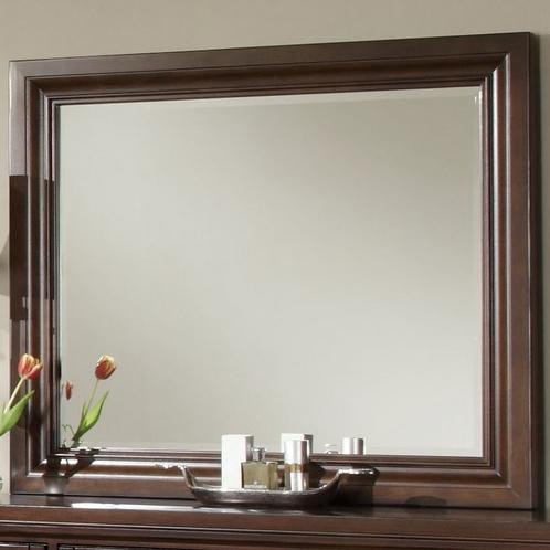 Vaughan Bassett Reflections Landscape Mirror - Item Number: 530-446