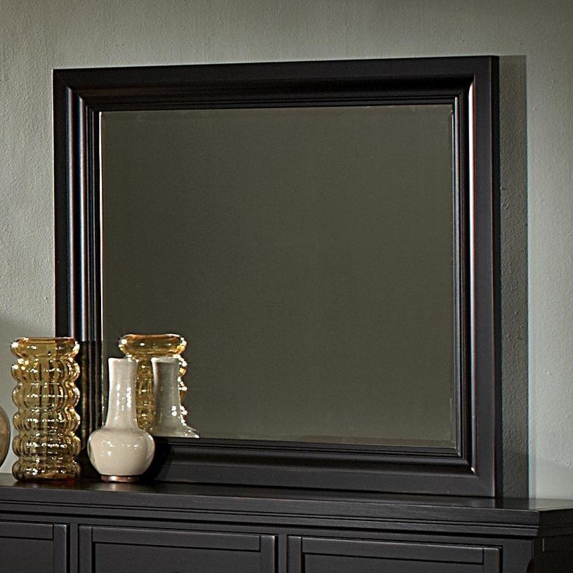 Vaughan Bassett Reflections Landscape Mirror - Item Number: 534-446