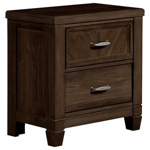 Vaughan Bassett Rustic Cottage Night Stand