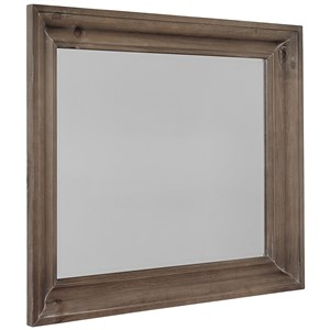 Shadowbox Mirror - Beveled Glass