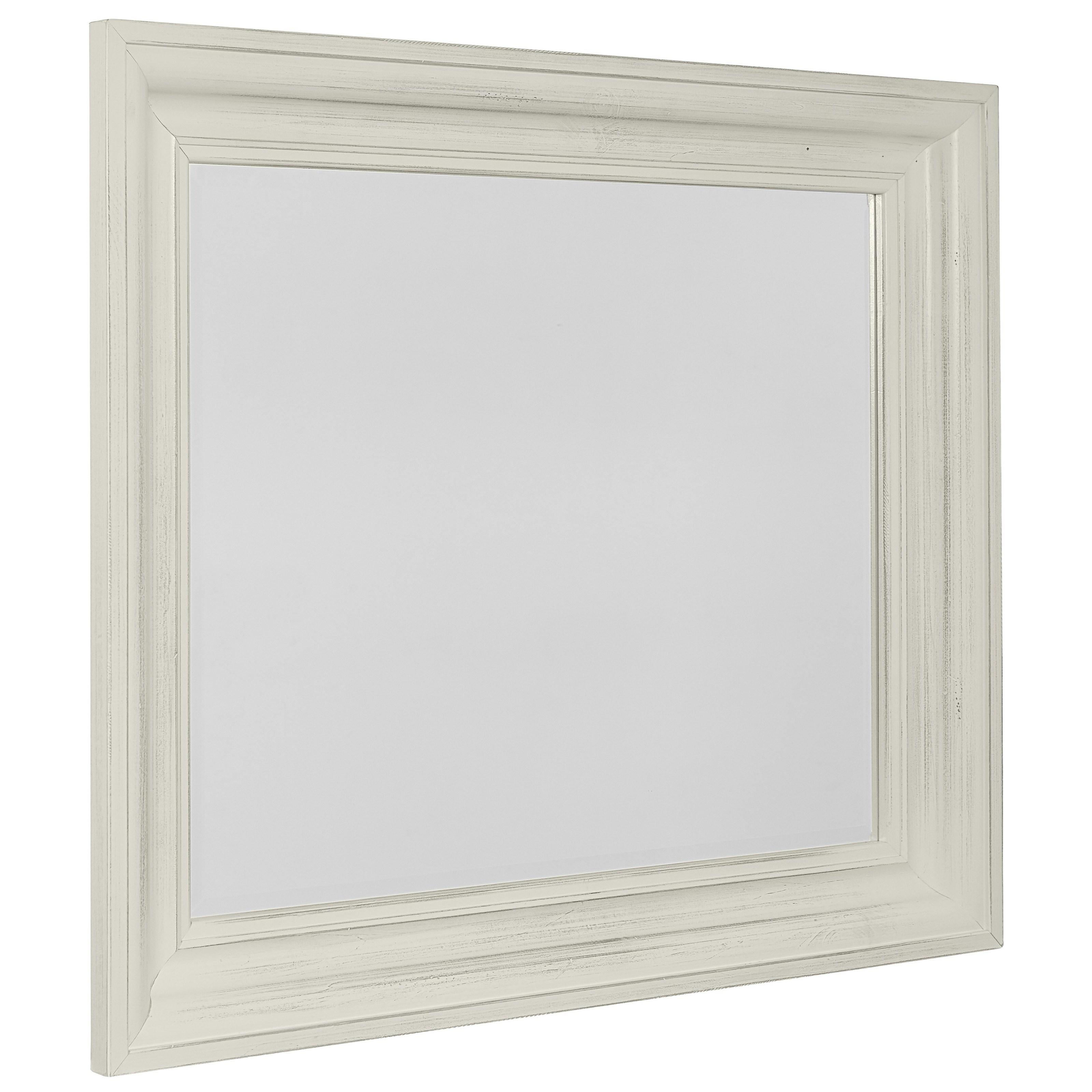 Shadowbox Mirror - Beveled Glass