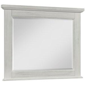 Vaughan Bassett Sawmill Dresser Mirror