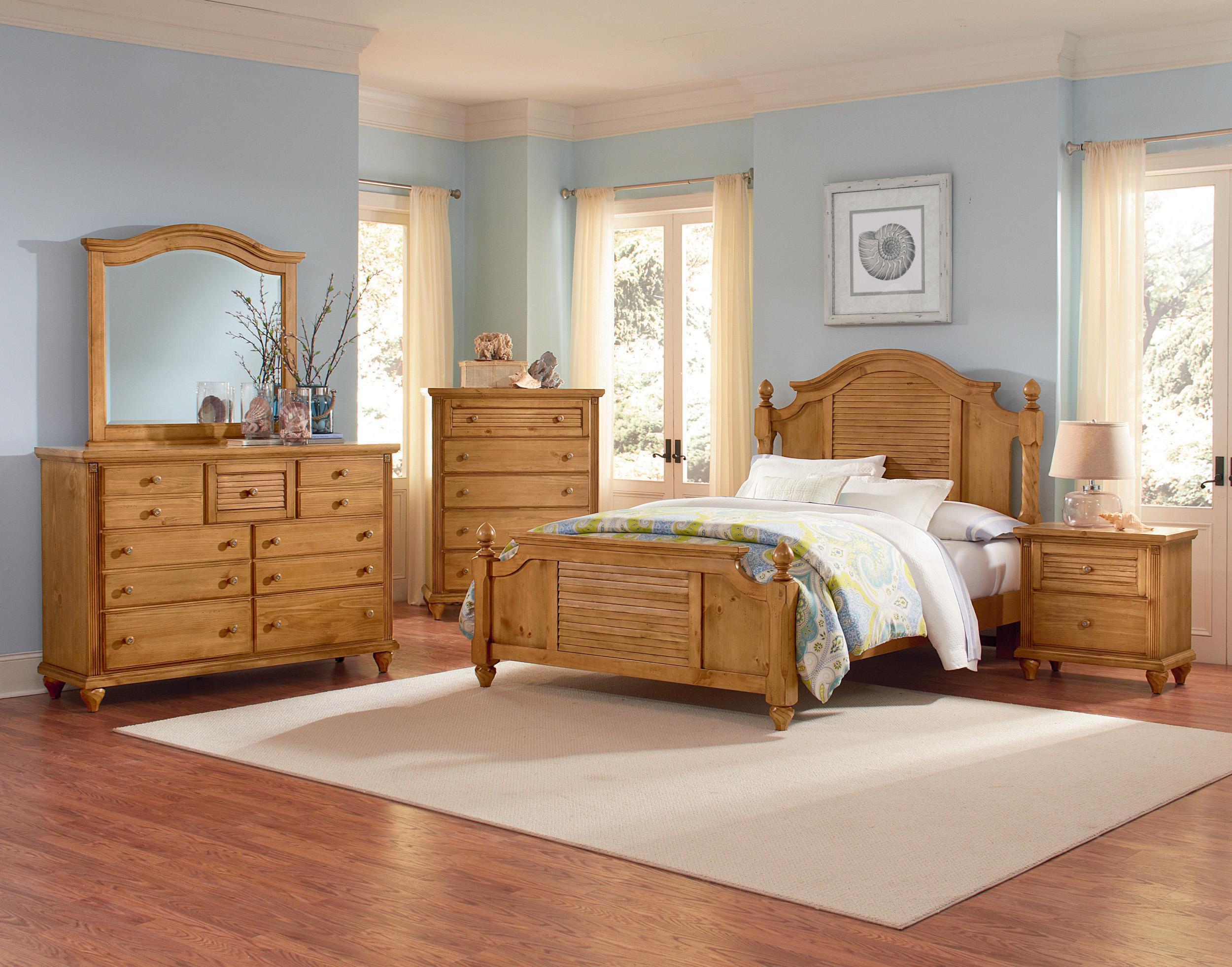 Vaughan Bassett Shutters Full Bedroom Group - Item Number: BB49 F Bedroom Group 2