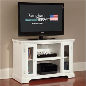 "Vaughan Bassett The Cottage Collection 44"" Media Center"