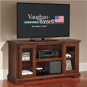 "Vaughan Bassett The Cottage Collection 54"" Media Center"