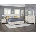 Vaughan Bassett Timber Creek King Bedroom Group - Item Number: 674 K Bedroom Group 3