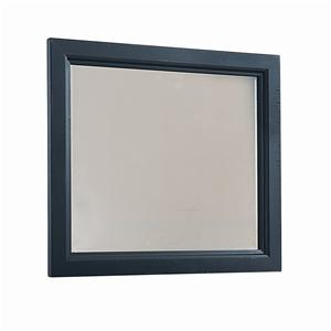 Vaughan Bassett Timber Mill Chesser Mirror - bevel glass