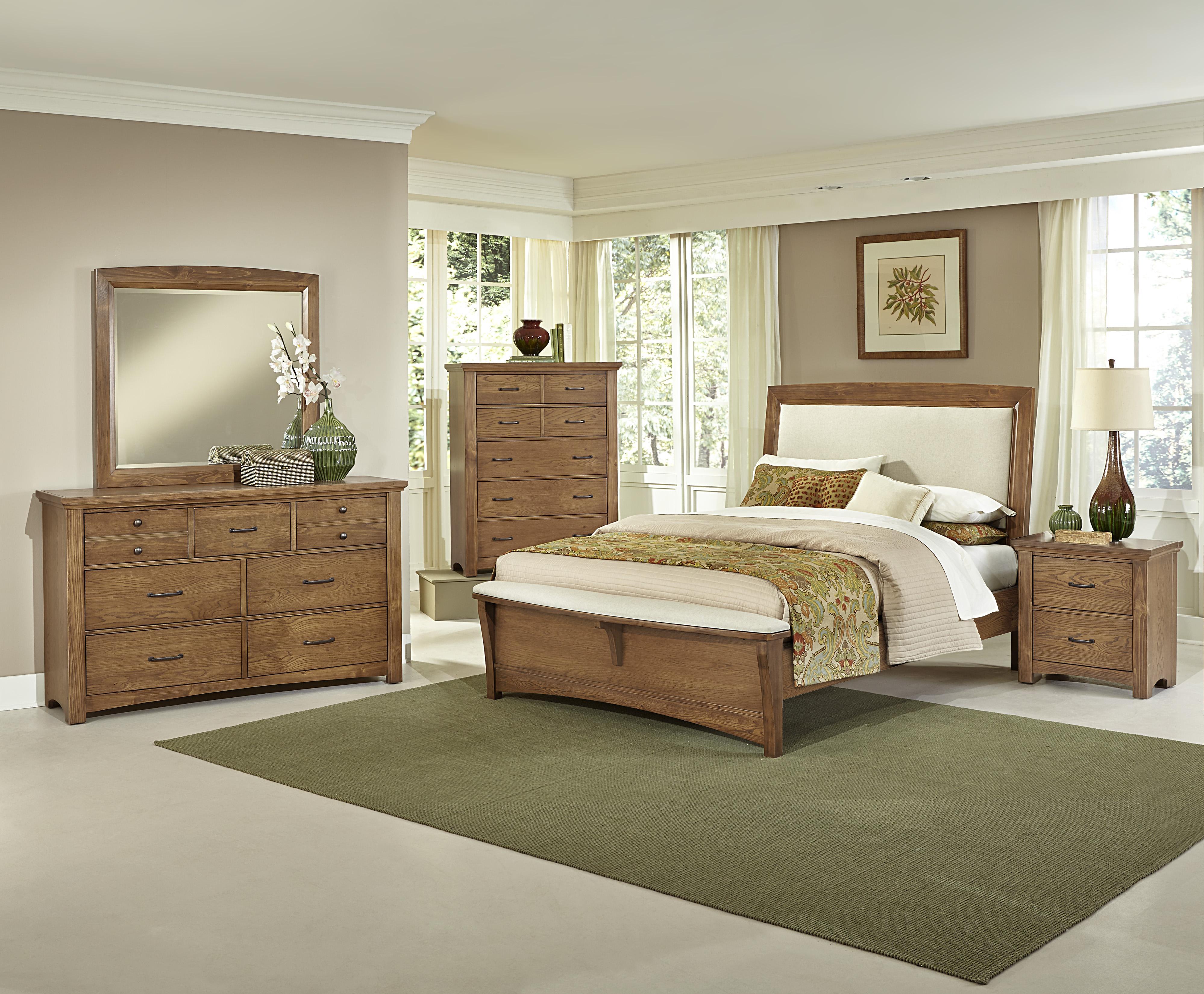 Vaughan Bassett Transitions King Bedroom Group - Item Number: BB63 K Bedroom Group 4
