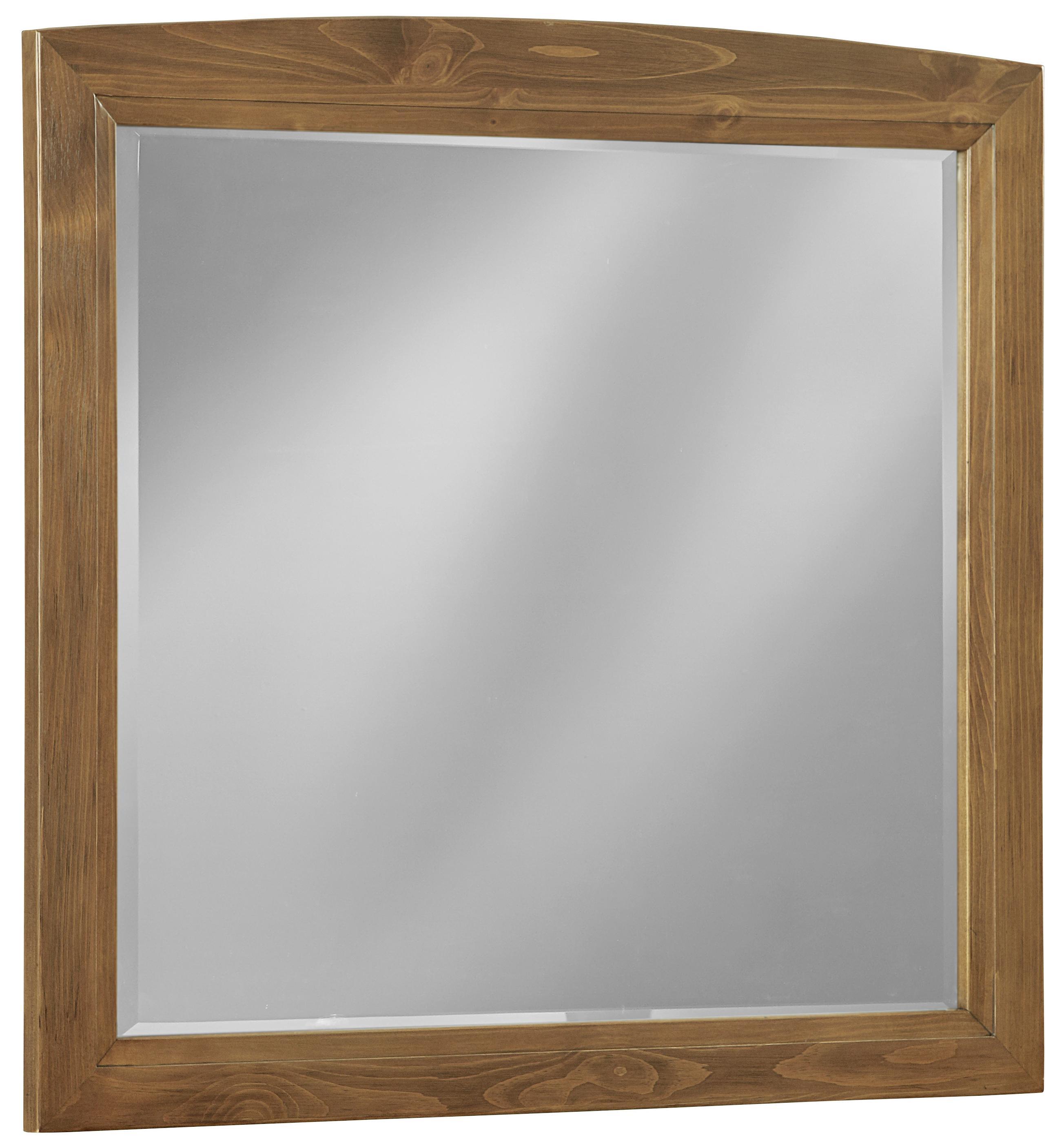 Vaughan Bassett Transitions Landscape Mirror - Item Number: BB63-446