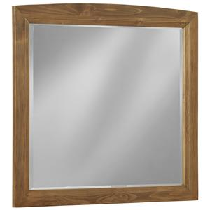 Vaughan Bassett Transitions Landscape Mirror