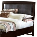 Vaughan Bassett Transitions King/Cal King Uph Headboard (Bonded Leather) - Item Number: BB67-669