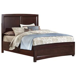 Vaughan Bassett Transitions Full Panel Bed