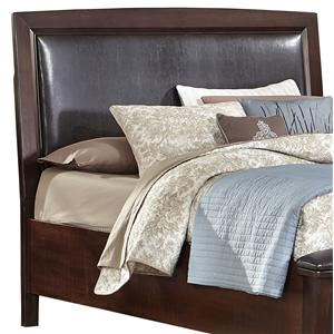 Vaughan Bassett Transitions Full/Queen Uph Headboard (Bonded Leather)