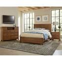 Vaughan Bassett Urban Crossings King Bedroom Group - Item Number: 702 K Bedroom Group 3