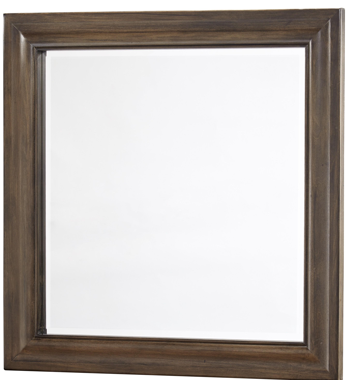 Vaughan Bassett Villa Sophia Landscape Mirror - Item Number: 520-446