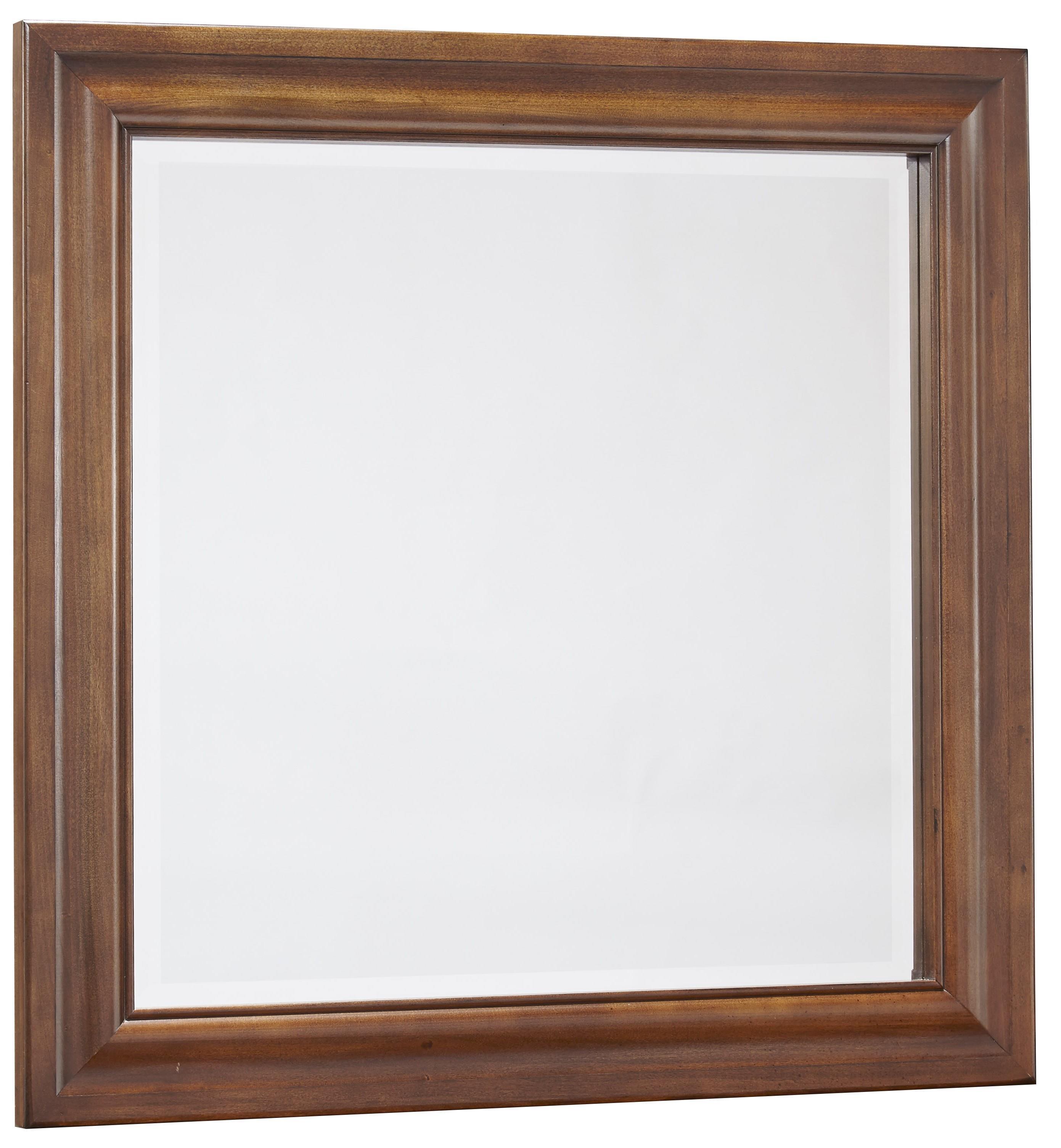 Vaughan Bassett Villa Sophia Landscape Mirror - Item Number: 522-446