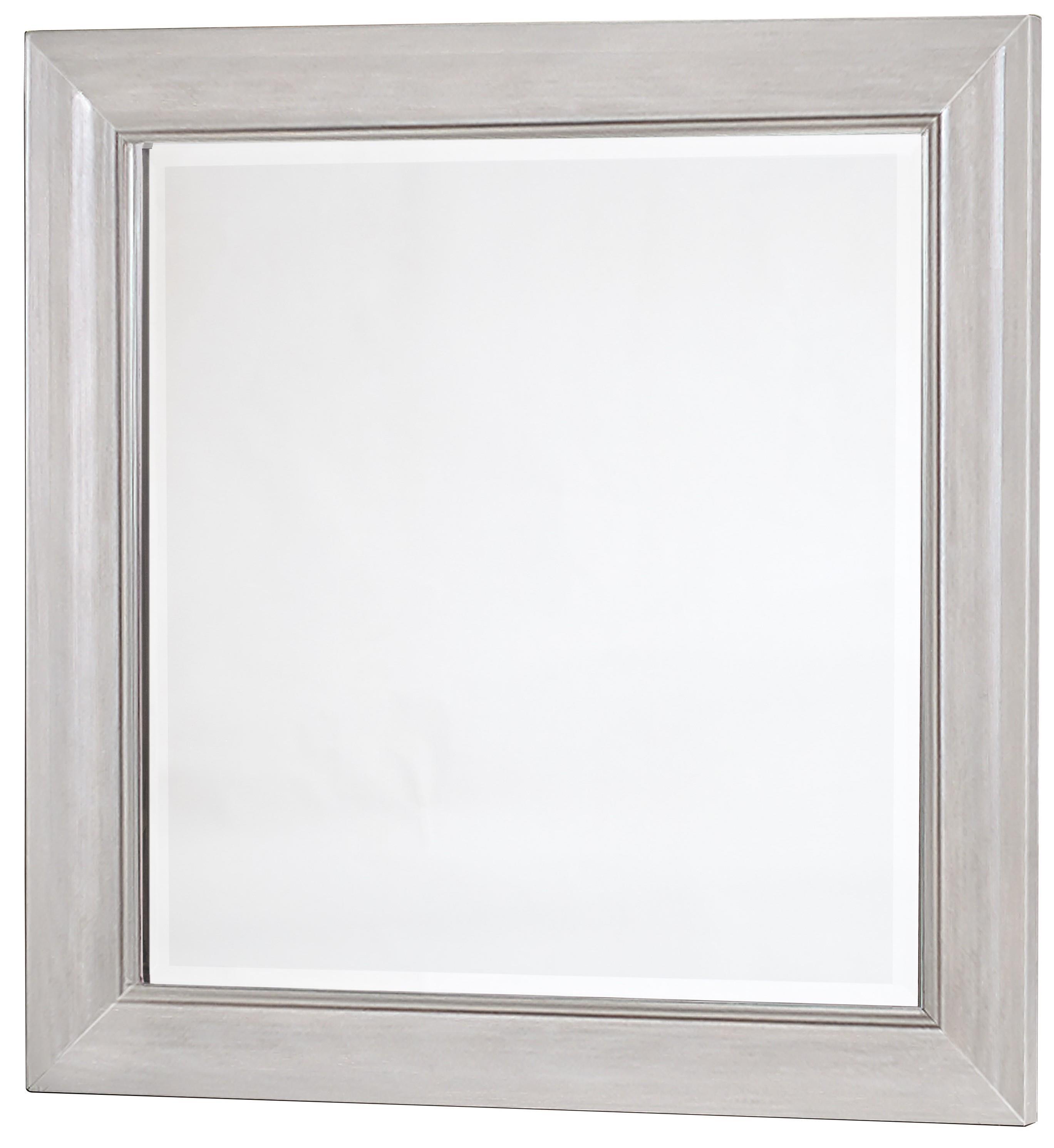 Vaughan Bassett Villa Sophia Landscape Mirror - Item Number: 524-446