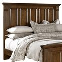 Vaughan Bassett Woodlands King Mansion Headboard - Item Number: BB97-669