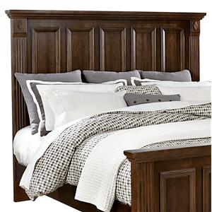 Vaughan Bassett Woodlands King Mansion Headboard