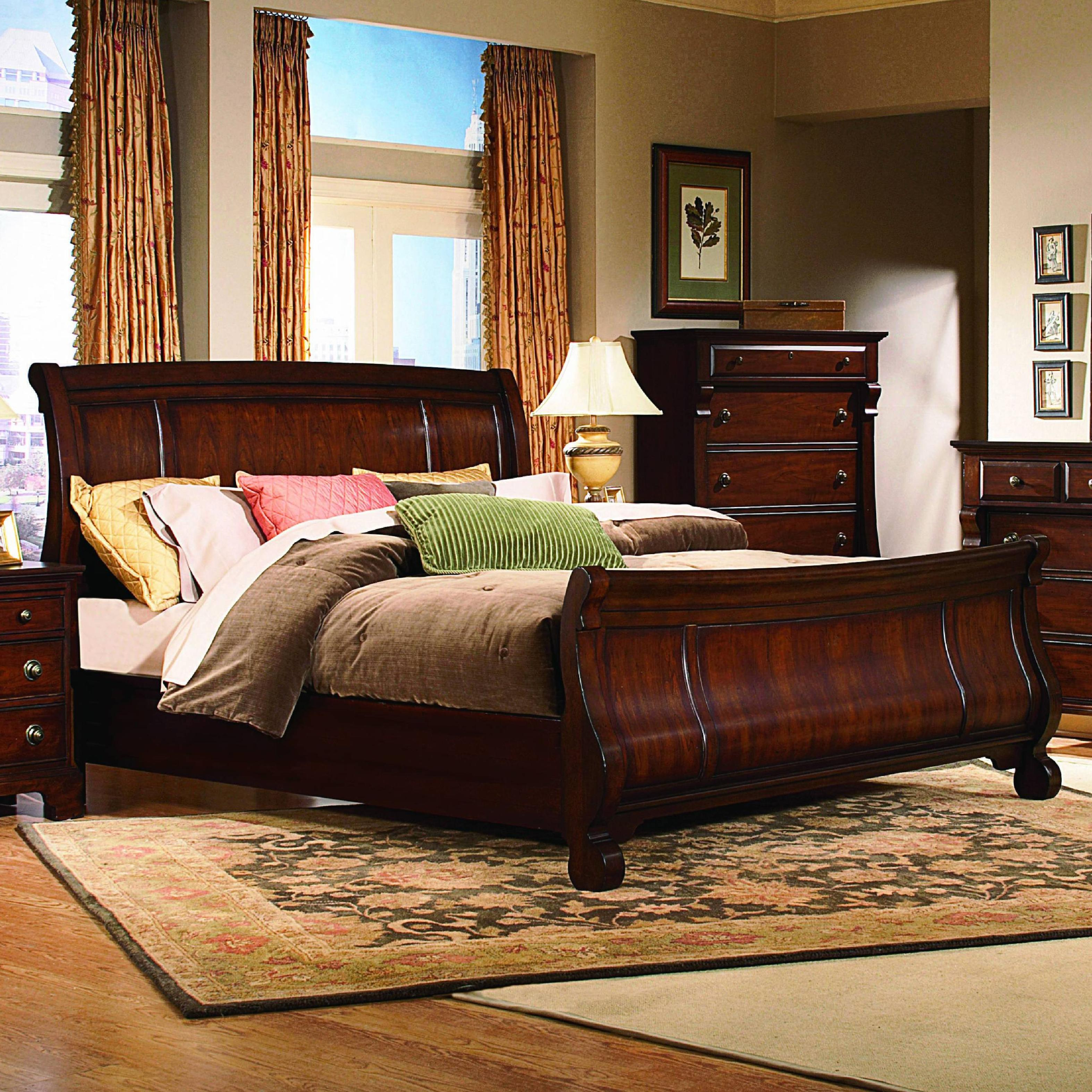 Attrayant Bed Shown May Not Represent Size Indicated. Vaughan Furniture Georgetown ...