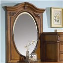 Vaughan Furniture Southern Heritage Chesser Mirror - Item Number: 327-04M