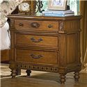 Vaughan Furniture Southern Heritage 3 Drawer Nightstand - Item Number: 327-08