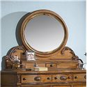 Vaughan Furniture Southern Heritage Jewelry Box Mirror - Item Number: 327-24