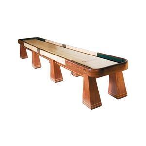 Venture Games Venture Shuffleboards 18' Saratoga Shuffleboard Table