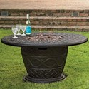 Veranda Classics by Foremost Fire Pits Embrace Gas Fire Pit - Item Number: EM272B