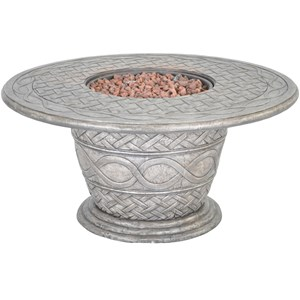 Veranda Classics by Foremost Fire Pits Embrace Gas Fire Pit