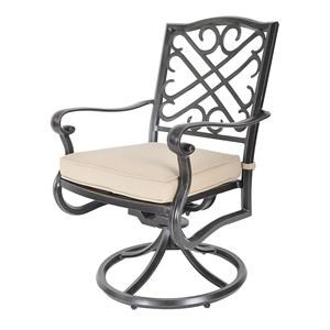 Veranda Classics by Foremost Harmony SWIVEL ROCKER