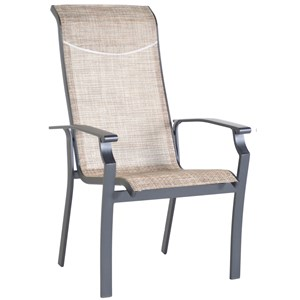 Veranda Classics by Foremost Harrison Sling Dining Chair