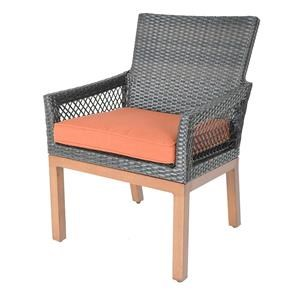 Veranda Classics by Foremost Metro DINING ARM CHAIR