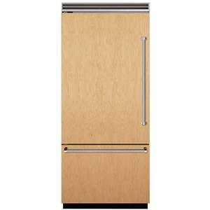 Viking Professional Series 20.4 Cu. Ft. Professional Series Counter-Depth Bottom-Mount Refrigerator with Left Door Hinge and ProChill™ Temperature Management System