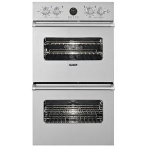 """Viking Professional Series 27"""" Built-In Double Electric Oven"""