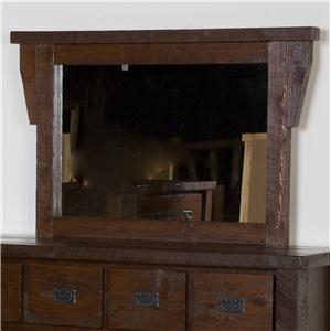 NorthShore by Becker Log Furniture Chesser Mirror