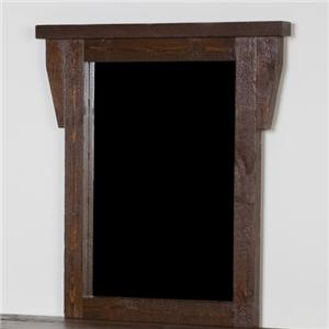 NorthShore by Becker Log Furniture Dresser Mirror