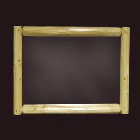 NorthShore by Becker Log Furniture Northwoods Chesser Mirror