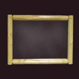 NorthShore by Becker Log Furniture Northwoods Chesser Mirror