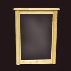 NorthShore by Becker Log Furniture Northwoods Dresser Mirror