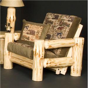 NorthShore by Becker Wilderness Futon Chair